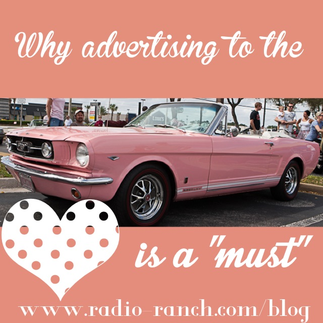 Why Advertising to the Heart is a Must