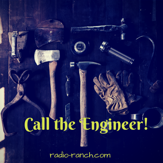 Call the Engineer!