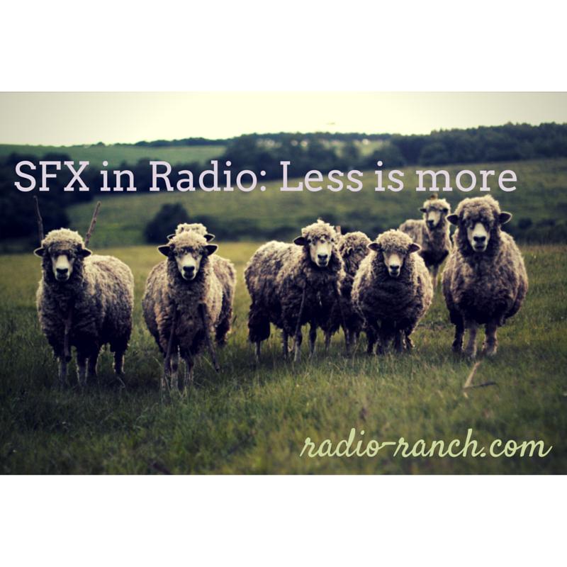 Radio Commercials Are A Visual Medium