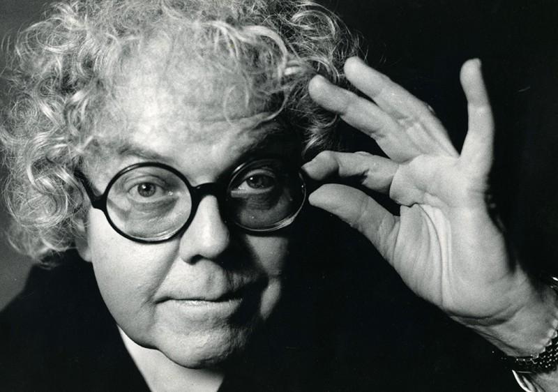 Stan Freberg in 1988. (Lucian Perkins/The Washington Post)